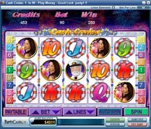 Cash Cruise Slot