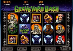 Graveyard Bash Slot