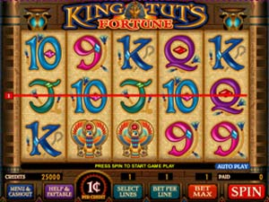 King Tuts Fortune Slot