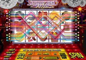 Saturday Night Fever Slot